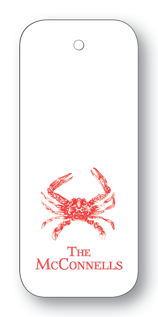 Crab - Scarlet (Customizable)