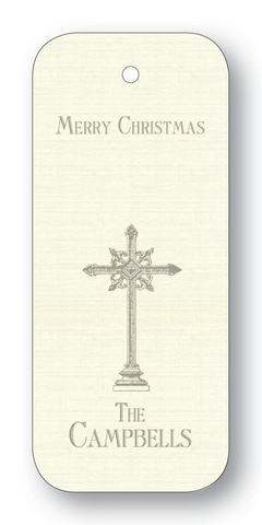 Cross - Charcoal (Customizable)