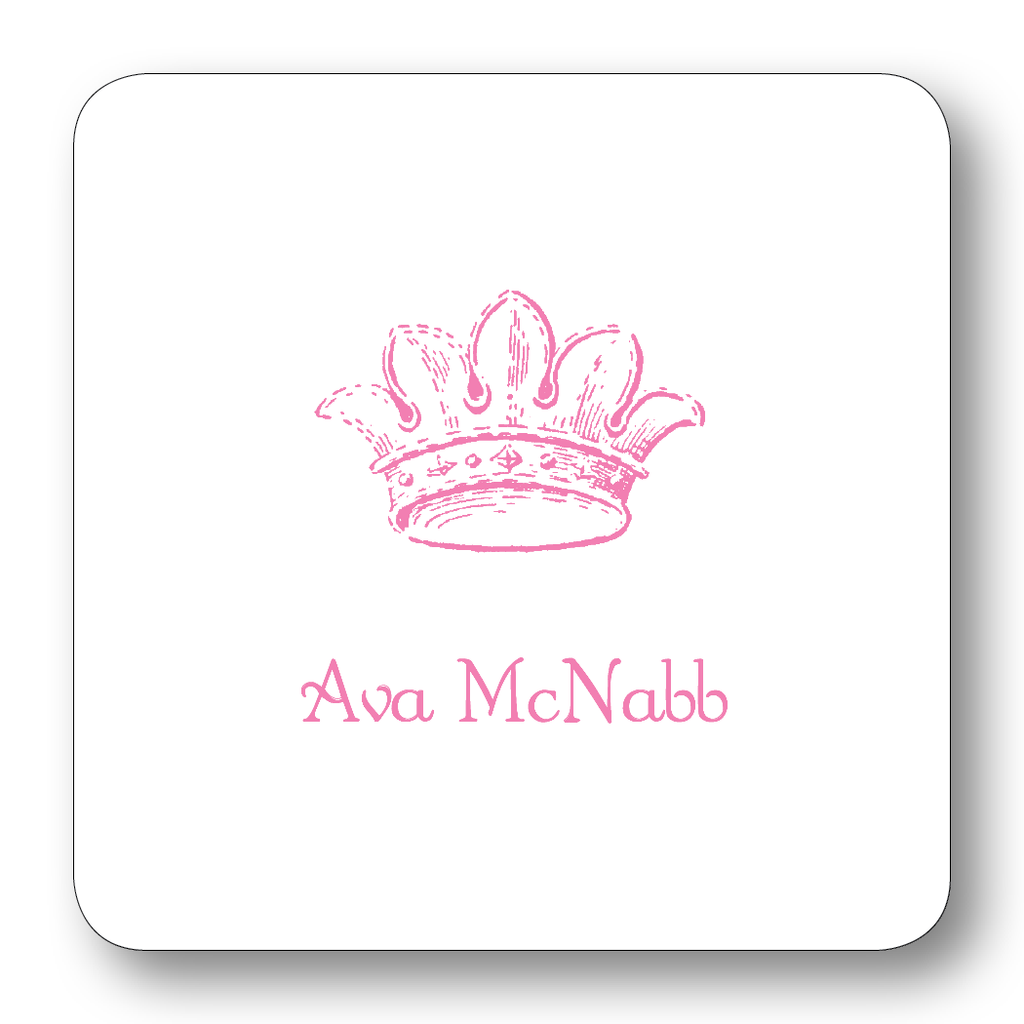 French Crown - Azalea (Customizable)