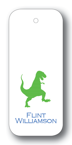 Dinosaur Silhouette Clover (Customizable)