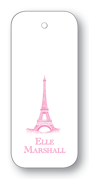 Eiffel Tower - Azalea (Customizable)