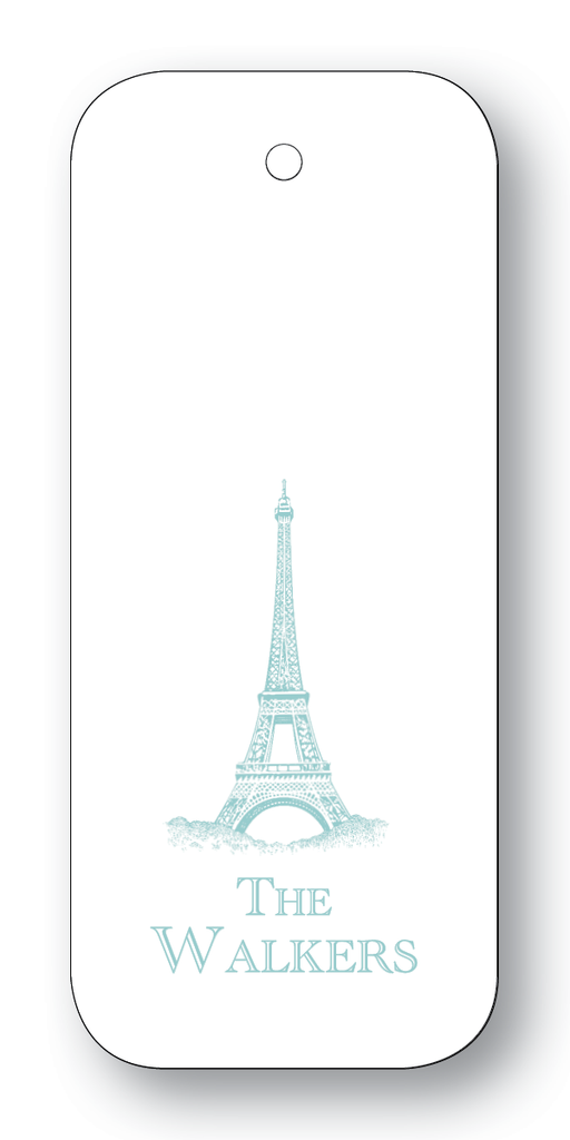 Eiffel Tower - Celadon (Customizable)