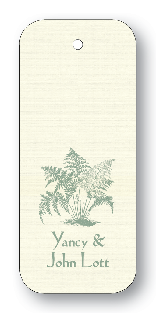 Ferns - Sage (Customizable)