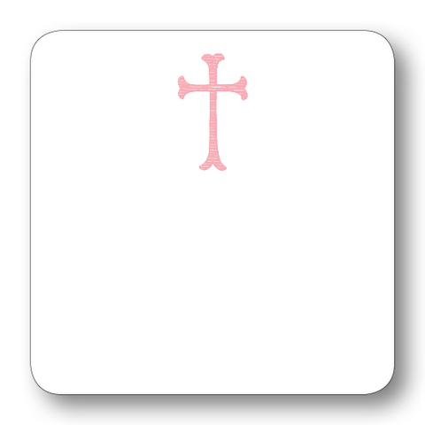 September Cross (Pink)