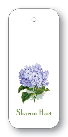 Hydrangea - Blue (Customizable)