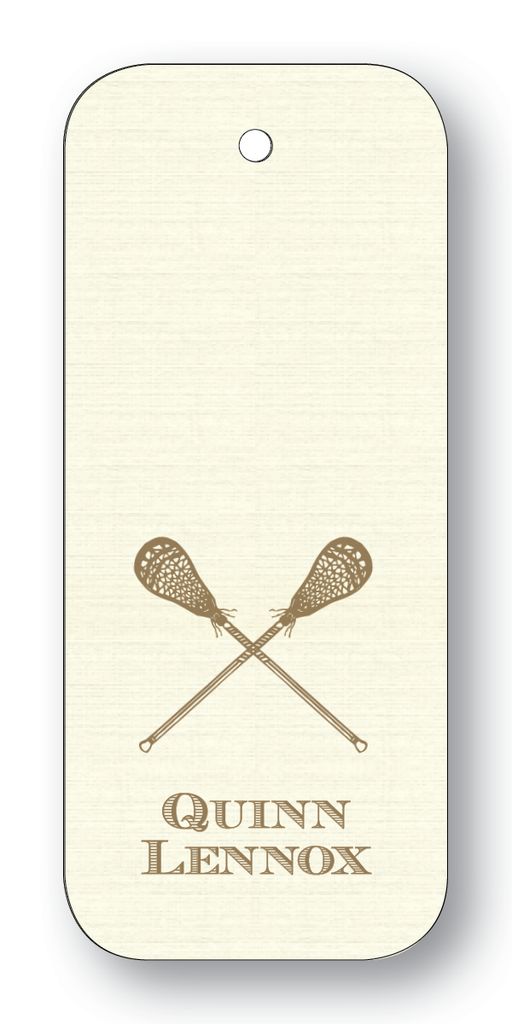 Lacrosse - Pewter (Customizable)