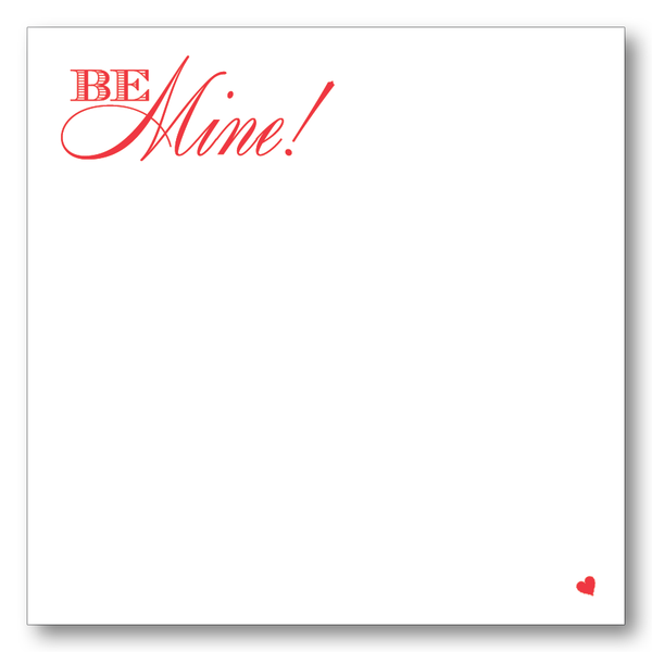 Be Mine (Note Block)