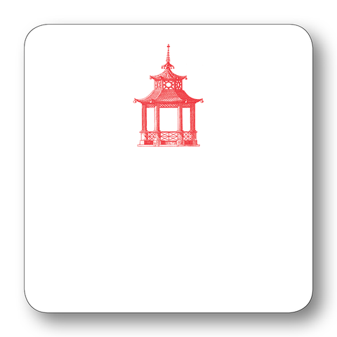 Pagoda (Red)
