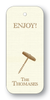 Corkscrew Chocolate (Customizable)