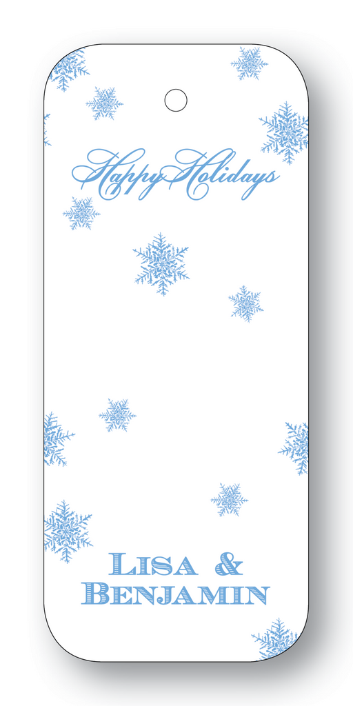 Snowflakes Falling (Customizable)