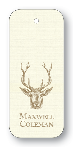 Stag Pewter (Customizable)
