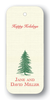 Christmas Tree - Forest (Customizable)