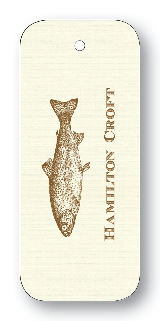 Trout - Chocolate (Customizable)