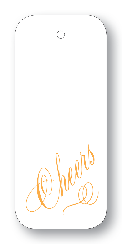 CHEERS! Script Orange