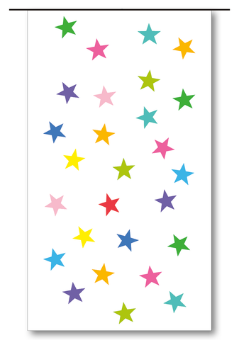 Scattered Stars Multicolor