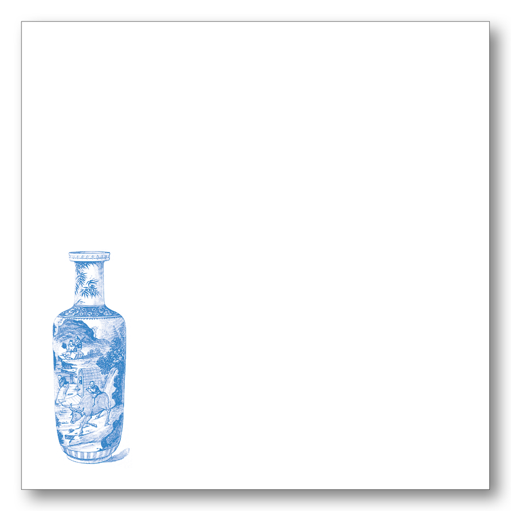 Chinoiserie Vase Royal NB
