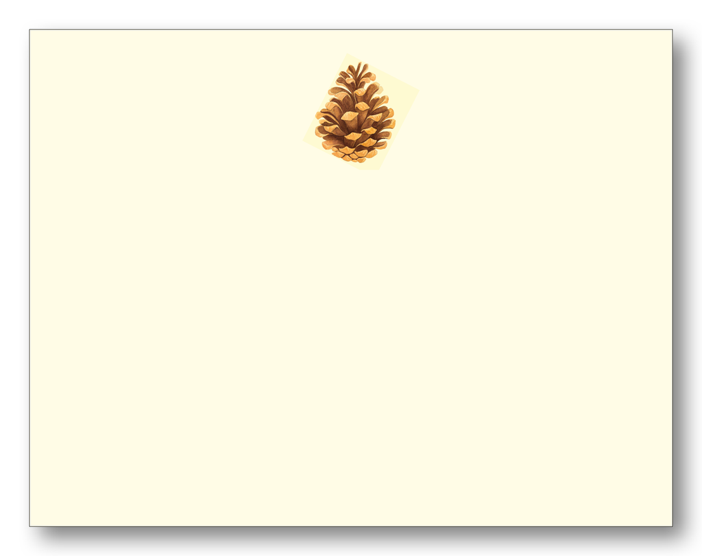 Pinecone Full Color FCE