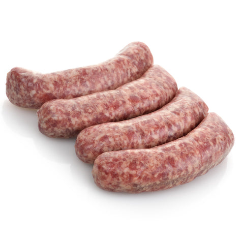 Beef Sausage (Spicy Texas)