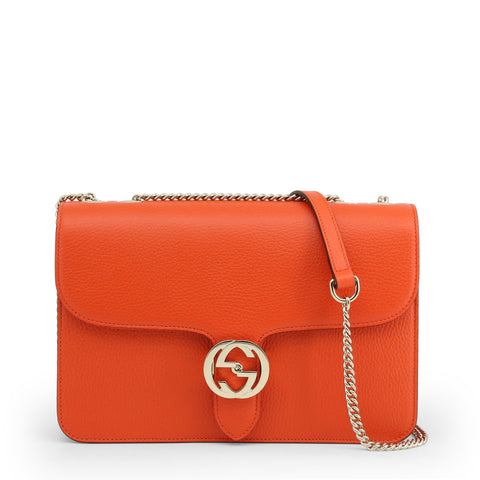 Gucci - Crossbody bag red
