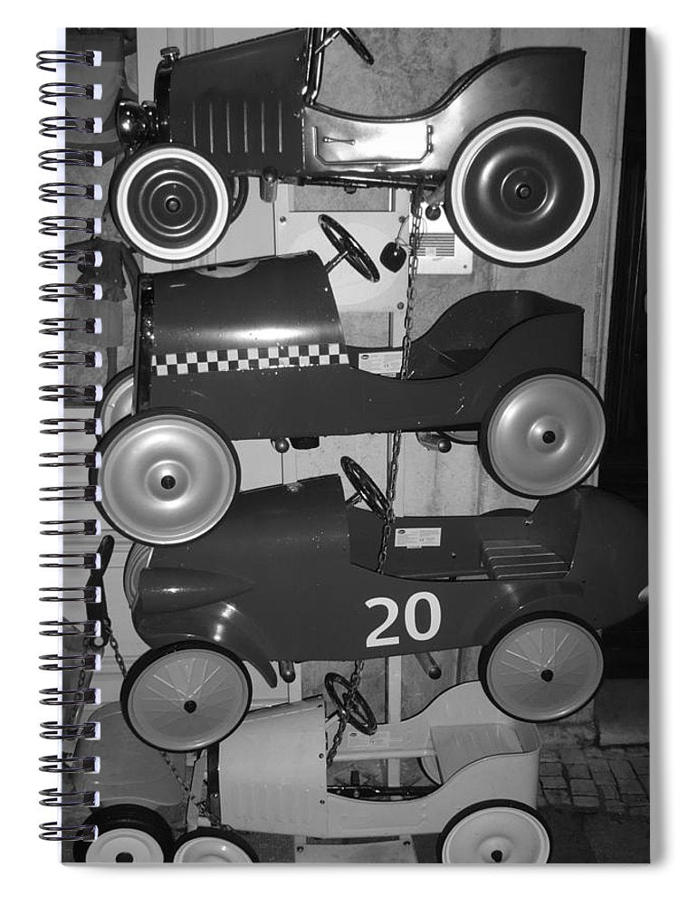 Memories from childhood - Spiral Notebook