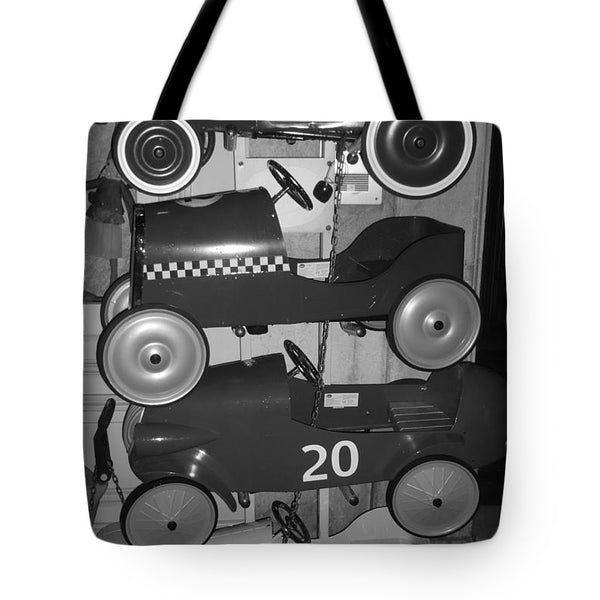 Memories from childhood - Tote Bag