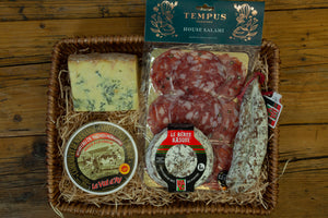 The Charcuterie & Cheese Hamper