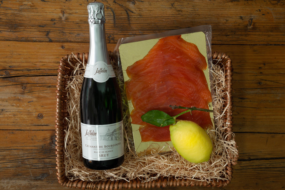 The Smoked Salmon Hamper
