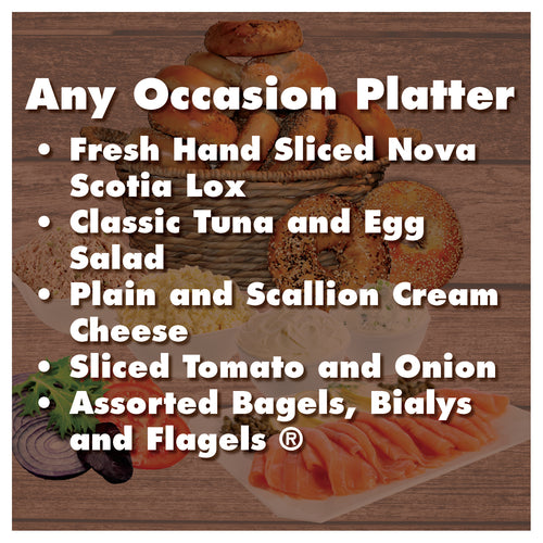 Any Occasion Platter