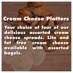 Cream Cheese Platters