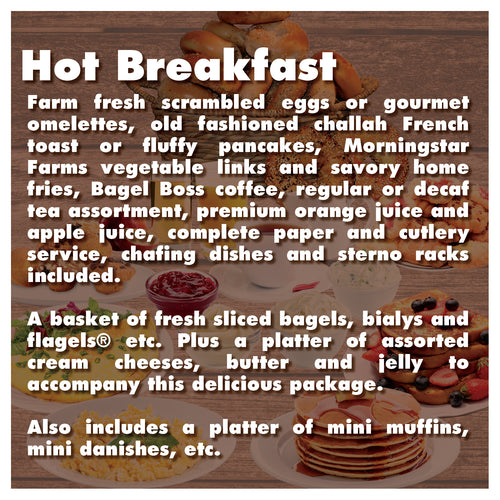Hot Breakfast