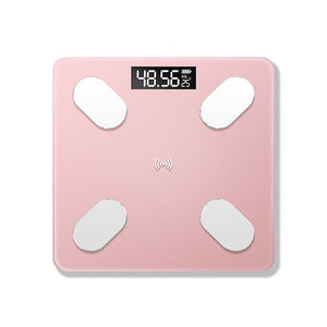 Bathroom Wireless Scale Smart BMI  with bluetooth APP Android IOS