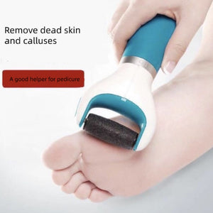 USB Electric Foot Grinder Multifunction Electric Remove Calluses Hardness Dead Skin Heels Grinding Pedicure Health Care Tools
