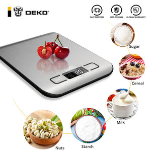 High Precision LED Display Portable Electronic scale for Kitchen