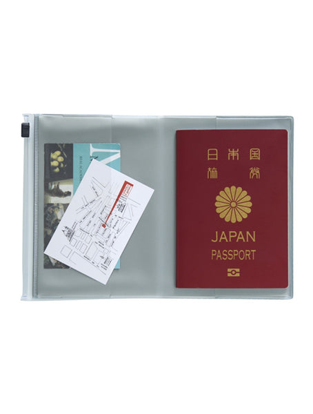 Passport Case (Gris)