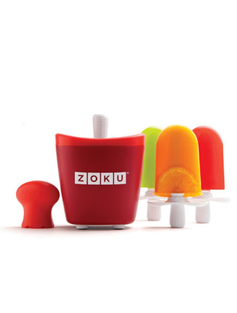 Single Quick Pop Maker (Red)