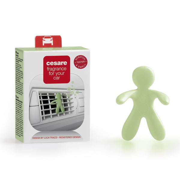 Cesare Car Freshner (Pastel green colonial )