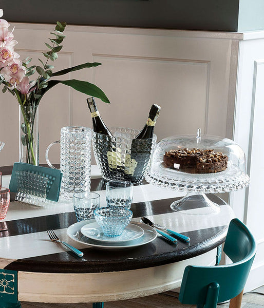 Cake Stand With Dome Tiffany