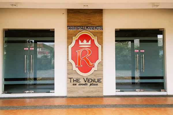 the royale house function rooms