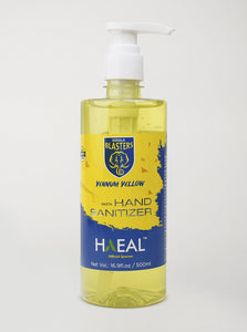 Hasta Hand Sanitizer - Kerala Blasters Yennum Yellow Edition - 500ml