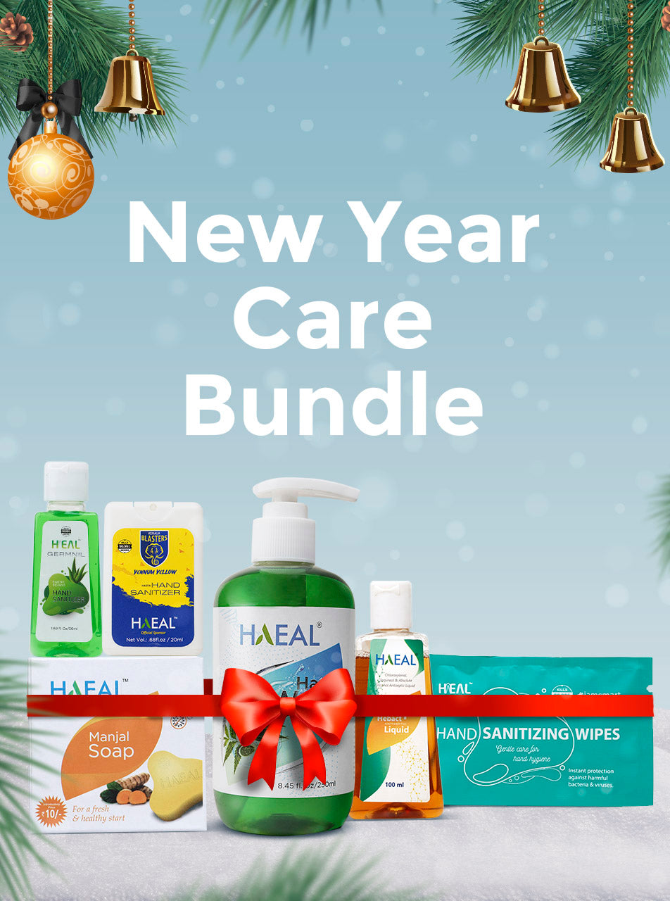 New Year Care Bundle