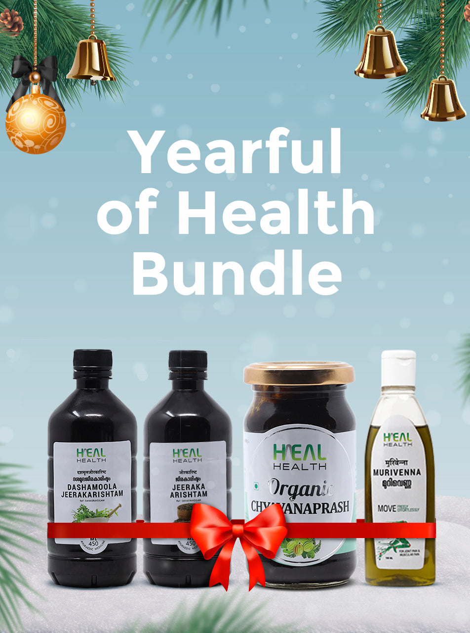 Yearful Of Health Bundle