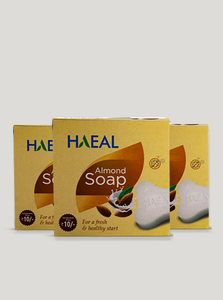 Almond Soap  45g Pack of 3