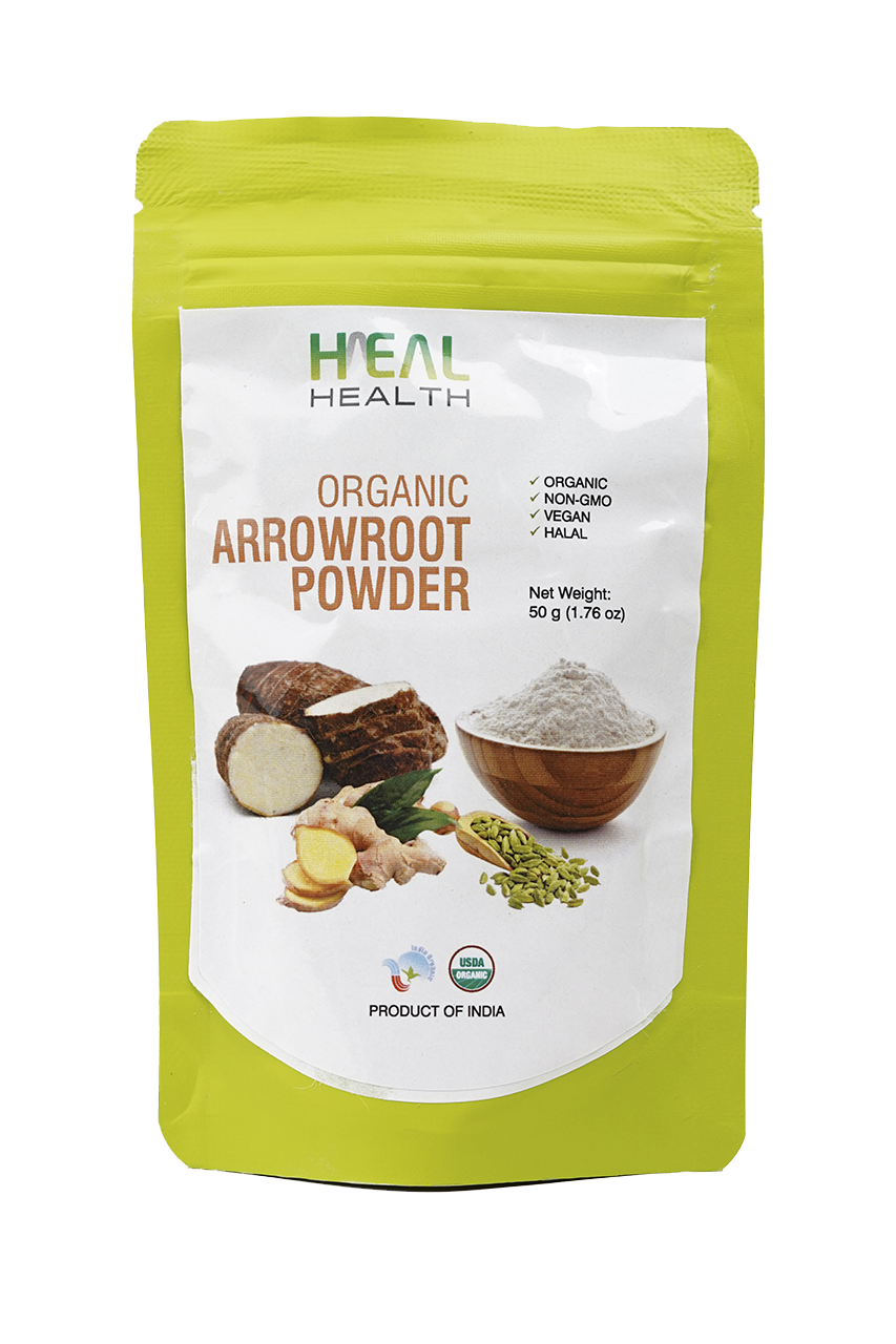 Arrowroot Powder 50gm