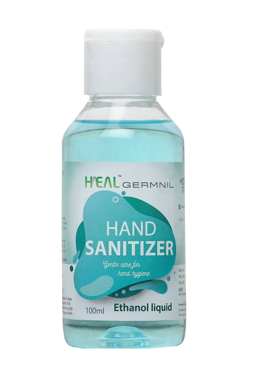 Germnil Hand Sanitizer Ethanol Liquid