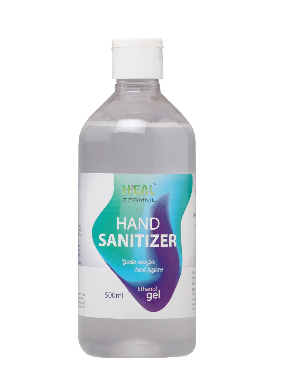 Germnil Hand Sanitizer Ethanol Gel
