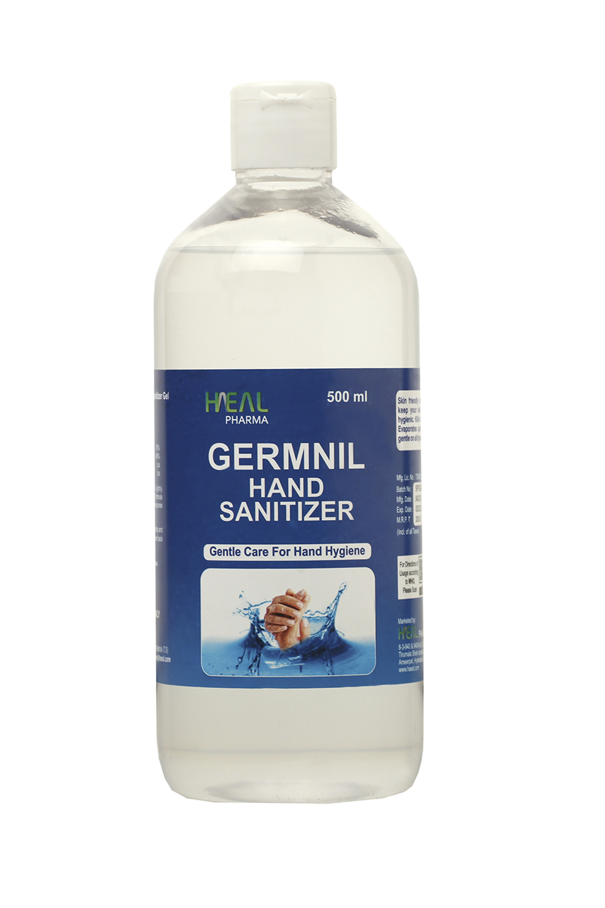 Germnil Hand Sanitizer IPA Gel