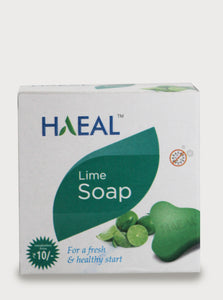 Lime Soap  45g Pack of 3