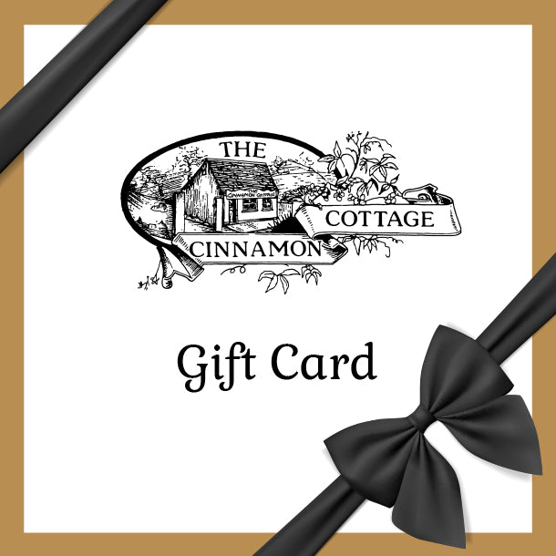 Cinnamon Cottage Gift Card