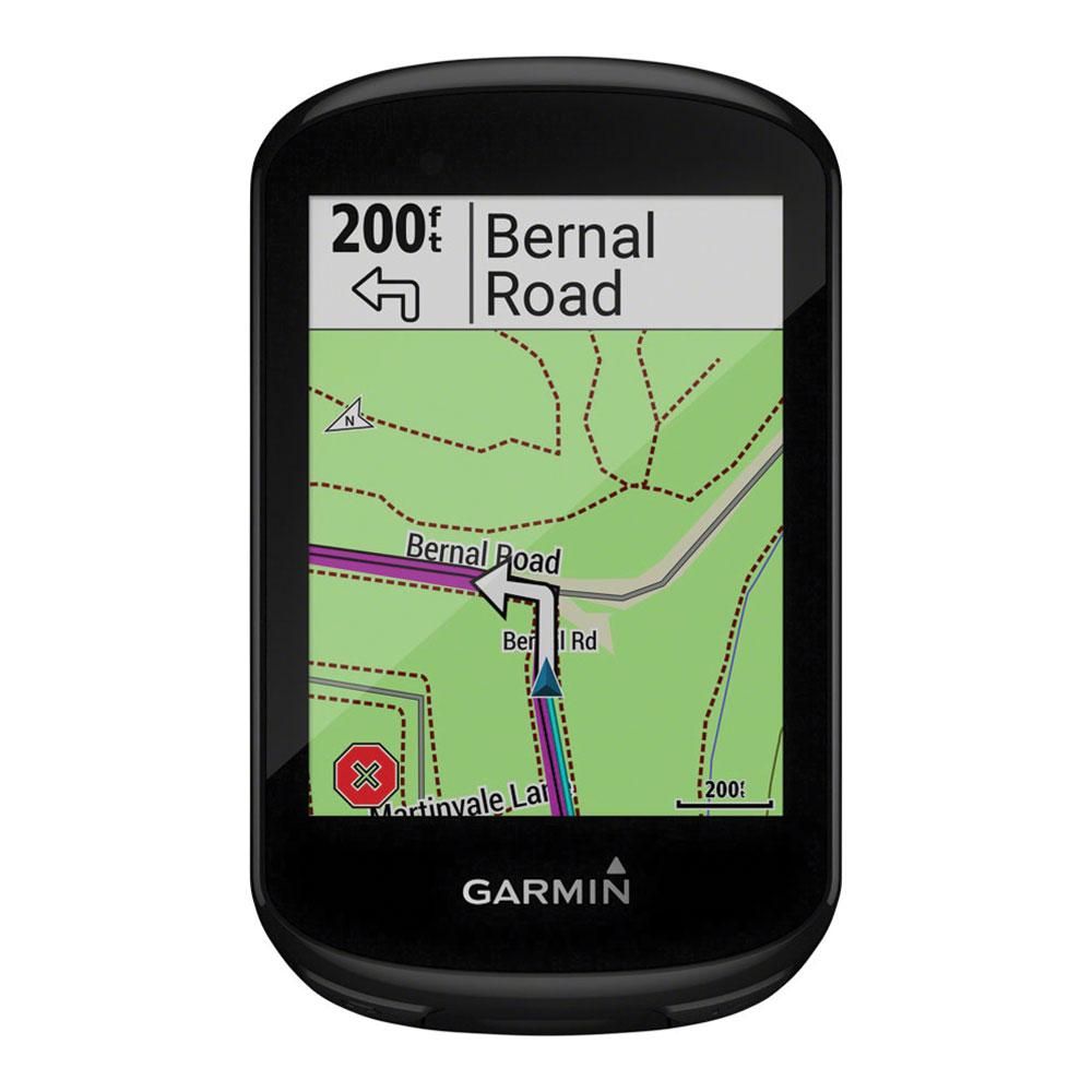 Garmin Edge 830 Mountain Bike Bundle Bike Computer - GPS, Wireless, Black