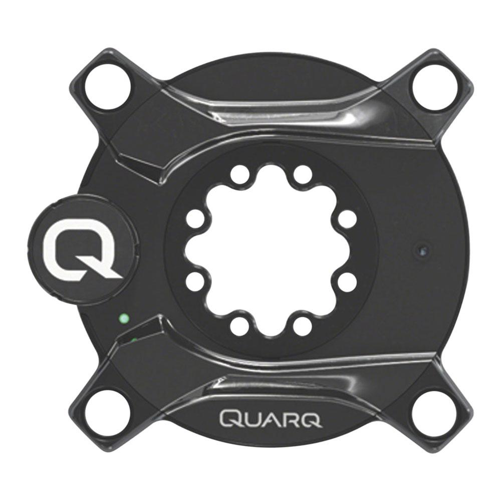 Quarq DZero XX1 Eagle AXS DUB Boost Power Meter Spider - 104 BCD, 8-Bolt Crank Interface, Black